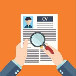 6 rubriques pour un bon CV par Redactuelle