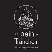 Nouveau logo Le Pain de Tranchoir boulanger artisan Begles